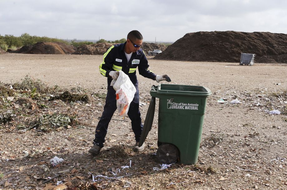 New Earth Organic Recycling San Antonio Express News