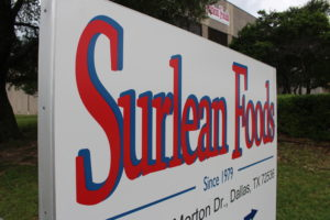 Surlean Foods Dallas Expanding